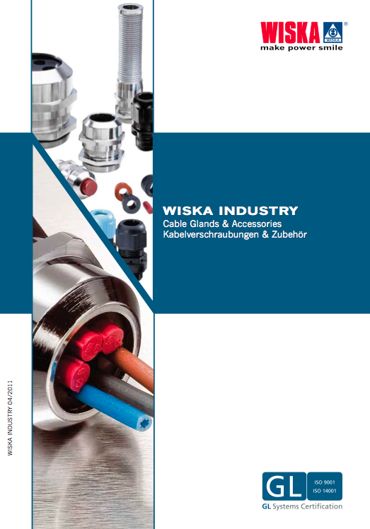 WISKA Industry Screen shot